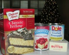 Quick and Easy Dessert Recipe: Dump Cake...Trust Me, It Tastes Better Than It Sounds! - Mommy of a Monster & Twins