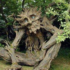 Amazing Tree Art.