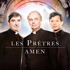 LES PRETRES - AMEN  | CD NEUF