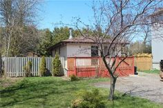 2 bedroom bungalow across from driving range for sale in Georgina