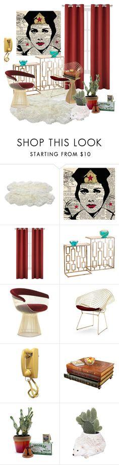 """Untitled #93"" by zenaldanavas ❤ liked on Polyvore featuring interior, interiors, interior design, home, home decor, interior decorating, The Big One, Knoll, Child Of Wild and Ceramiche Pugi"