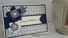 Stampin'Up! Floral phrases