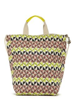Tribal North South Tote by echo on @HauteLook