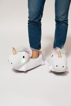 slippers for girls, unicorn, shoes