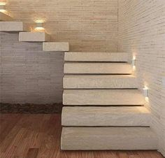 light on the stairs 6