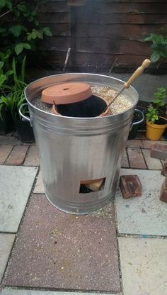 "Build Your Own Tandoori Oven Homesteading  - The Homestead Survival .Com     ""Please Share This Pin"""