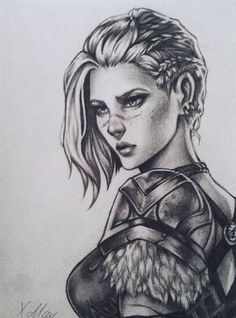 Female Character Design, Character Drawing, Character Design Inspiration, 3d Character, Character Concept, Face Sketch, Drawing Sketches, Art Drawings, Woman Sketch