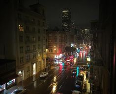 It's raining in San Francisco... by vanyarus