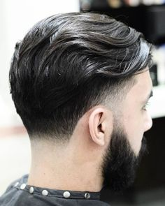 Long Top Short Sides With Fade