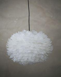 most beautiful lamp ever Feather lamp | Nyheter | Artilleriet | Inredning Göteborg