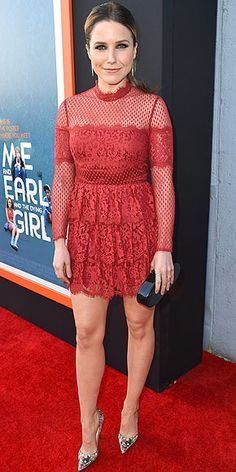 Sophia Bush – 'Me and Earl and the Dying Girl' Los Angeles Premiere 4 JUN, 2015 Fashion Fail, Fashion Models, Women's Fashion, Sophie Bush, Sophia Bush Style, Temperley London Dress, Great Legs, Nice Legs, Outfits