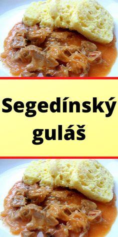 Segedínský guláš Beef, Cooking, Food, Red Peppers, Meat, Kitchen, Essen, Meals, Yemek
