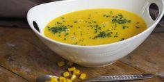 Diese Maissuppe ist mal eine Suppe, die man nicht so oft kennt. Dabei gibt es dazu eigentlich ein richtig einfaches Rezept...