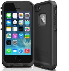 Dark grey or nuud Waterproof iPhone cases | LifeProof. iPhone 6 case coming soon. Thinner, super-rugged protection.
