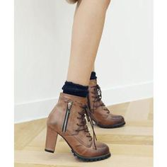 Buy 'DANI LOVE – Lace-Up High-Heel Ankle Boots ' with Free International Shipping at YesStyle.com. Browse and shop for thousands of Asian fashion items from South Korea and more!