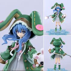 (27.47$)  Know more - http://ai5zu.worlditems.win/all/product.php?id=32679134995 - 18cm kawaii Japanese anime figure Date A Live Yoshino PVC Action Figure Collectible Model Toy
