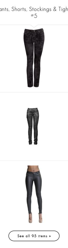 """""""Pants, Shorts, Stockings & Tights #5"""" by evil-bookworm ❤ liked on Polyvore featuring jeans, pants, bottoms, trousers, calças, velvet skinny jeans, color block jeans, rivet jeans, 3.1 phillip lim and 3.1 phillip lim jeans"""