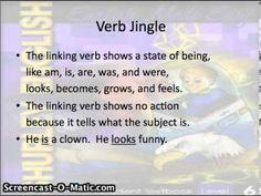 Shurley English Jingles 2 6 - YouTube