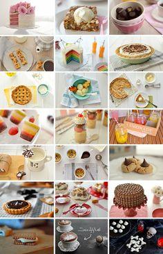 My sweet recipes in 2013 - Mis recetas dulces en 2013