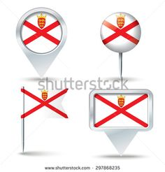 Find Map Pins Flag Jersey Vector Illustration stock images in HD and millions of other royalty-free stock photos, illustrations and vectors in the Shutterstock collection. Jersey Channel Islands, Map Vector, Royalty Free Stock Photos, Flag, Signs, Illustration, Shop Signs, Illustrations, Sign