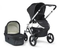 UPPA baby stroller from Land of nod