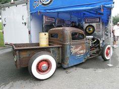 classic rat rod #trucks Dually Trucks, Diesel Trucks, Chevy Trucks, Pickup Trucks, Truck Drivers, Rat Rod Cars, Hot Rod Trucks, Old Trucks, Rat Rods