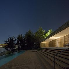 The Rocas House  by Studio MK27 + Renata Furlanetto. Photo by Fernando Guerra | FG+SG.
