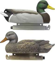 Knutsons Standard Mallard Decoys, G & H Stanard Mallard Pro Floater Decoy