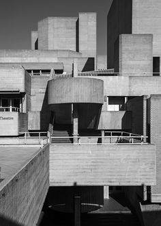 See all of London's brutalist buildings with this handy map