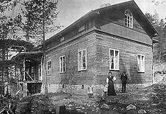 Punainen Pispala; 1900-1919, Valokuvat