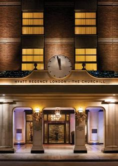 Hyatt Regency London – The Churchill - A Week In... London and Paris http://www.tauck.com/tours/europe-tours/great-britain-and-ireland-tours/london-tour-wl-2016.aspx