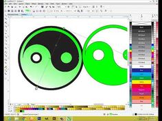 How to Make a new Style Shape in Coreldraw x7 2018