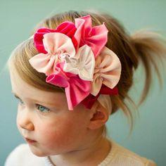 Boutique Baby Toddler Girl Headband