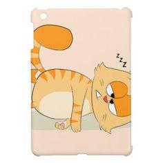 #cute - #Even Cat Hates Monday Cover For The iPad Mini