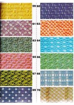 600 узоров вязания крючком (Китай) - Lita Zeta - Álbuns Web Picasa