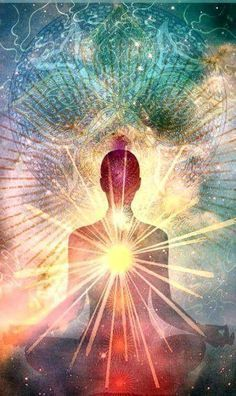 Reiki Heal your energetic blueprint. Raise your vibrations through REIKI HEALING to overcome problems of life. Allow more Abundance, Healthy Relationships and Joy in your life. Arte Chakra, Chakra Art, Art Visionnaire, Les Chakras, Body Chakras, Meditation Art, Alex Grey, Visionary Art, Sacred Art