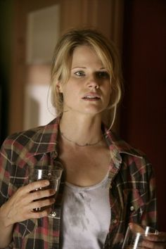 Sandy's twin on Justified.