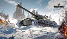 February 2015 Wallpaper | Art | World of Tanks