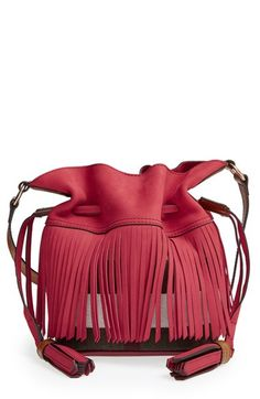 Burberry+'Small+Belgrove'+Fringed+Crossbody+Bag+available+at+#Nordstrom
