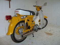 (My) Honda C90 ZZ '84 Restorated with Honda Wave 110 Engine