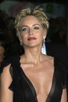 Sharon Vonne Stone (10 marzo 1958) è un'attrice, produttrice cinematografica e modella statunitense