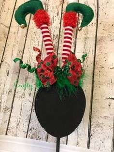 by on DeviantArt Xmas Holidays, Christmas Elf, Christmas Ornaments, Christmas Headbands, Fascinator Headband, Army Veteran, Holiday Photos, Diva, Crafty