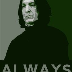 Severus Snape Always - Version 2