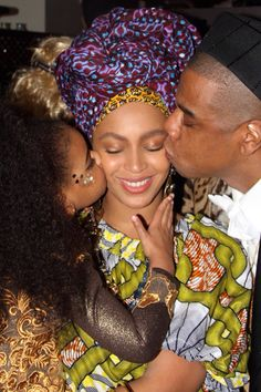 """Beyoncé, Blue Ivy & Jay-Z in NYC dressed in """"Coming To America"""" themed costumes for Halloween Party Oct 31, 2015"""
