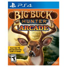 (*** http://BubbleCraze.org - New Android/iPhone game is wickedly addicting! ***)  Big Buck Hunter Arcade (PlayStation 4)