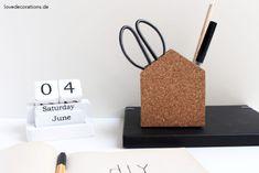 DIY Kork Haus // DIY Cork House
