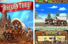 Oregon Trail-used to play this in school