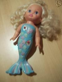 Lil' Miss Singing Mermaid! #retro #90's #nostalgia #toys