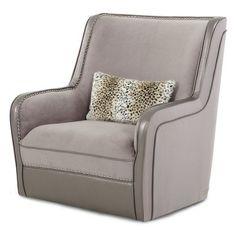 Hollywood SwankOP1 Swivel Upholstered Chair #UpholsteredChair