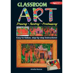 Classroom Art Resource Book, full-color book is a compilation of art activities to inspire students to communicate through visual arts and to explore their artistic interests and ability. http://www.thegreenapple.us/classroom-resource-book-p-146292.html?osCsid=eq3q6stohesfg2pp2gn4pd50q3#.UcwcxTvQmGM